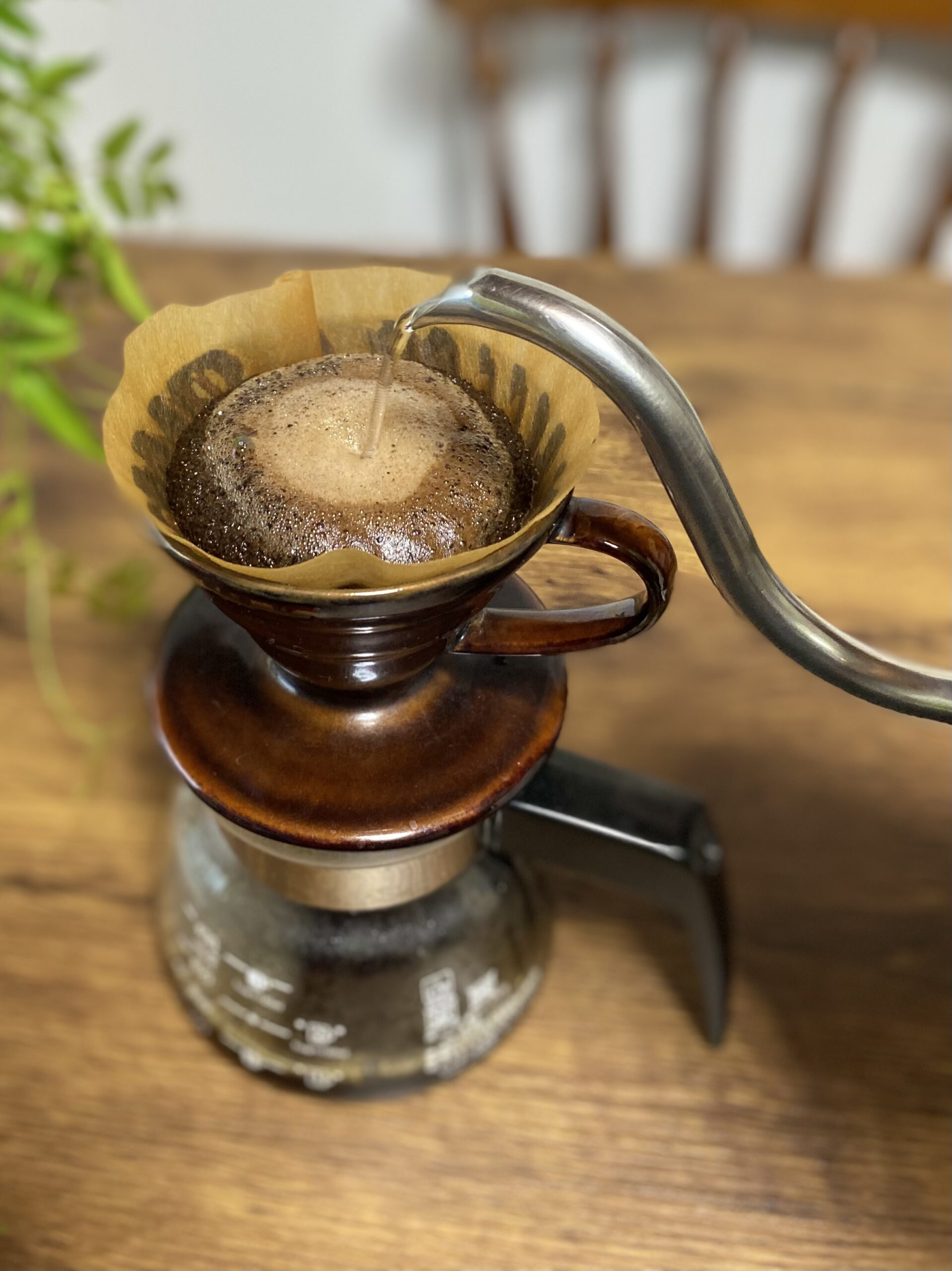 一杯のコーヒーで、こころもからだも幸せいっぱいに。