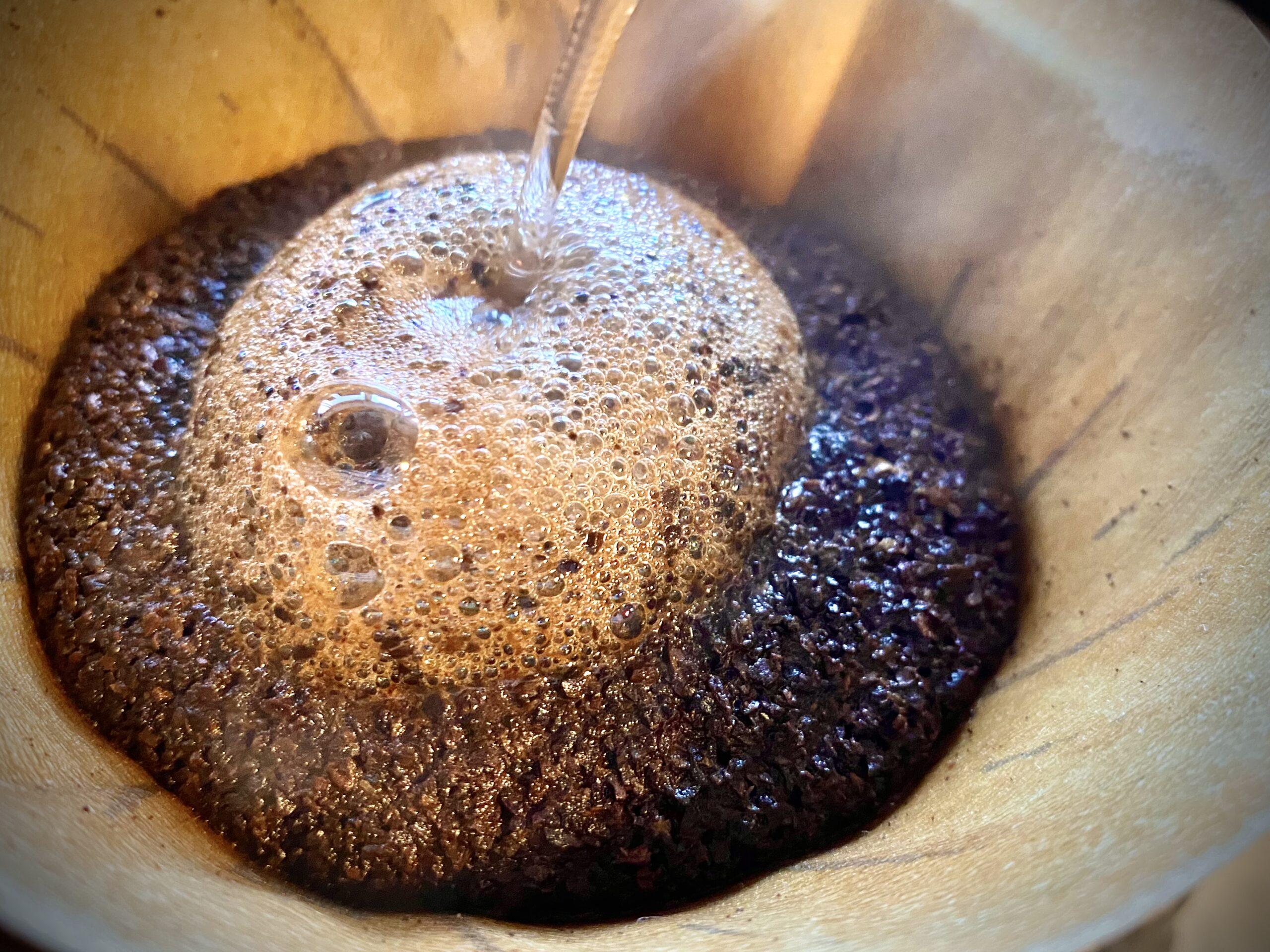 明日は何のコーヒーを飲もうかな♪